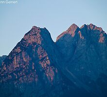 Mountain Top by Timothy L. Gernert