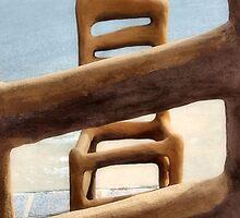 Chair Through A Chair by SuddenJim