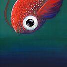 Fish eye by HermesGC