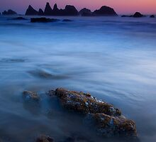 Seal Rock Glow by DawsonImages
