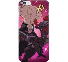 Awaken my cyborgs iPhone Case/Skin