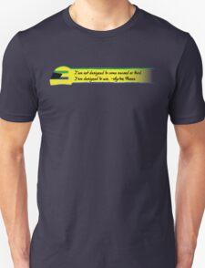 Ayrton Senna Quote  T-Shirt