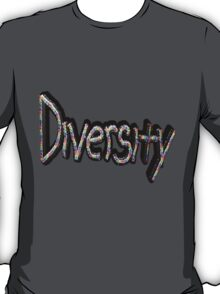 Diversity in Words T-Shirt