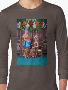 wedding 3 Long Sleeve T-Shirt