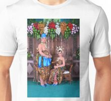 wedding 3 Unisex T-Shirt