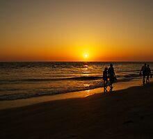 Sanibel Sunset by Paul Ward