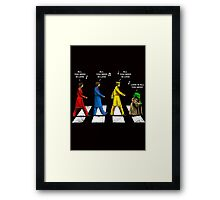 Love is all we need Framed Print
