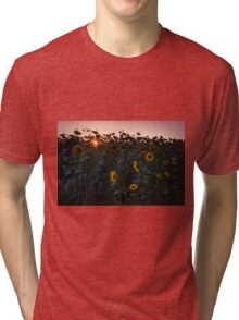 Touch the Sun Tri-blend T-Shirt