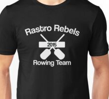 RR Rowing Team  Unisex T-Shirt
