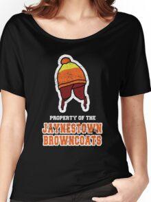 Jaynestown Firefly Browncoats Shirt Women's Relaxed Fit T-Shirt