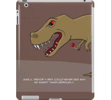 Dinosaur Balloon Oblivion iPad Case/Skin