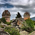 abandoned  Observatory by Medeu