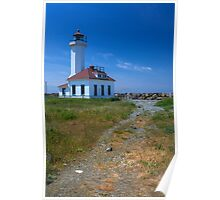 Point Wilson Light House (Washington) Poster