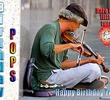 HAPPY BIRTHDAY POPS by imagetj
