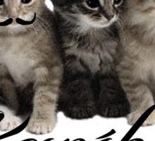 Kanibal Kittens Sticker