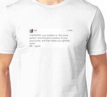 I agree Unisex T-Shirt