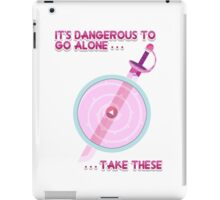 Steven Universe: It's Dangerous To Go Alone iPad Case/Skin