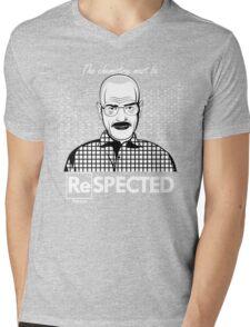 Chemistry Must Be Respected  Mens V-Neck T-Shirt