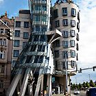 Dancing House by Bobbie J. Bonebrake