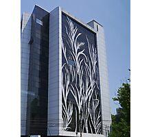 Office Building, Bucharest, Romania Photographic Print