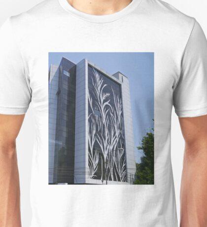 Office Building, Bucharest, Romania Unisex T-Shirt