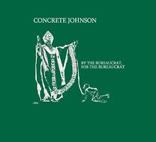 Concrete Johnson Unisex T-Shirt