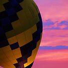 Hot Air Balloon by Carrie Bonham