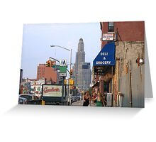 The Other 5th Avenue-Brooklyn, New York Greeting Card