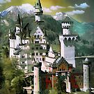 Schloss(Castle) Neuschwanstein by andy551