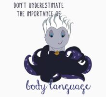 The Importance of Body Language Kids Tee