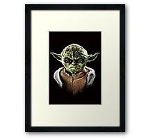 Devil Master Framed Print