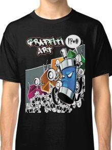 Graffiti Art Classic T-Shirt