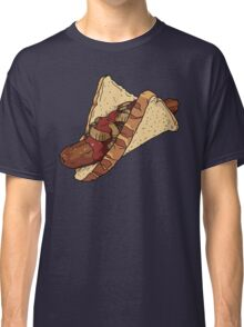 Snags: Snag with Onions and Sauce Classic T-Shirt