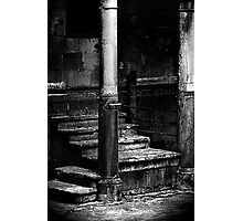 Echoes of Footsteps a Thousand Years Old Photographic Print