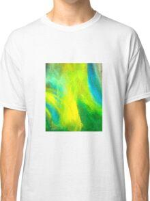 Neon Northern Lights  Classic T-Shirt