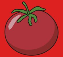 Cartoon Tomato by mdkgraphics
