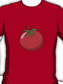 Cartoon Tomato T-Shirt