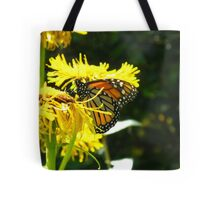 Excuse me but can't a Butterfly get a little privacy? Tote Bag
