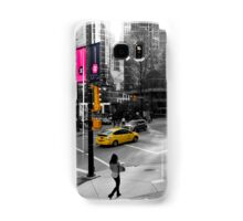 The Colors of Burrard and Hastings Samsung Galaxy Case/Skin