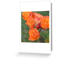 Cluster of Love Greeting Card