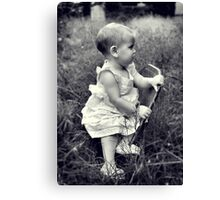 Sugar and Spice and all Things Nice.... Canvas Print