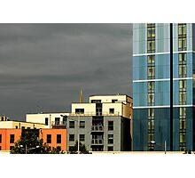 Modern centre blocks Photographic Print
