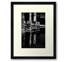 Healing Power of the Gods Framed Print