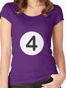 VILLAGER 4 SHIRT - Alternate costume - Animal Crossing Women's Fitted Scoop T-Shirt