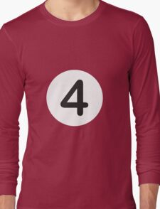 VILLAGER 4 SHIRT - Alternate costume - Animal Crossing Long Sleeve T-Shirt