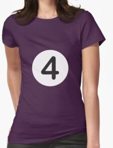 VILLAGER 4 SHIRT - Alternate costume - Animal Crossing Womens Fitted T-Shirt