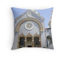 Flagler Memorial Baptist Church Throw Pillow