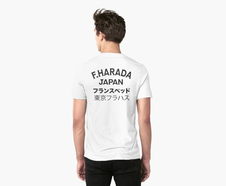 Fighting Harada by Journeyman  - No pain, no fame