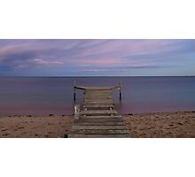 Calm waters - Campbells Cove Photographic Print