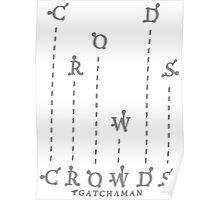 Gatchaman Crowds Insight Poster